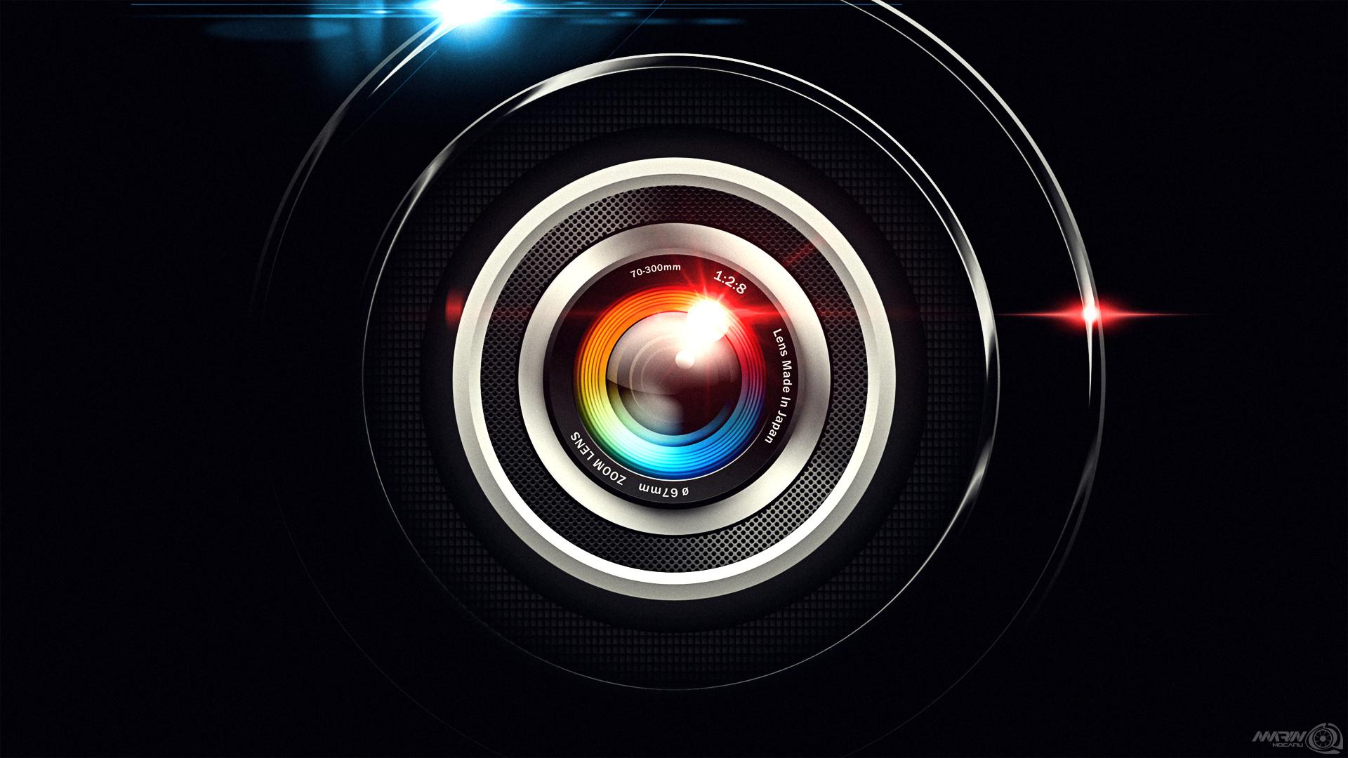 hi-tech-lens-canon-background